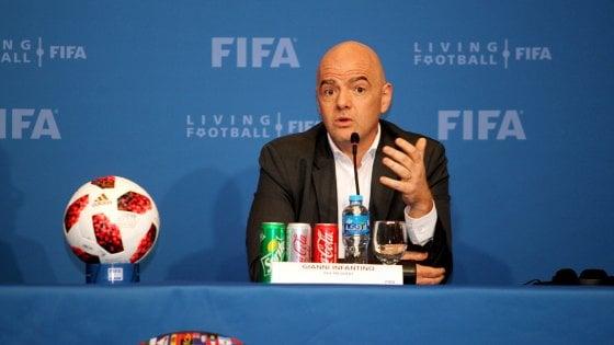 Fifa, addio Confederations Cup: arriva la Coppa del Mondo per club