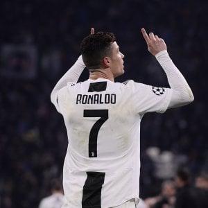 """Cristiano Ronaldo a Evra prima dell'Atletico: """"In casa li asfaltiamo"""""""