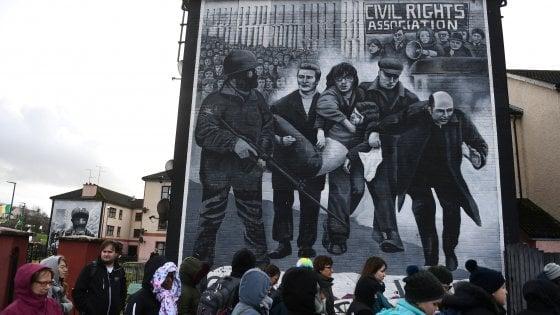 Bloody Sunday, 47 anni dopo arriva la prima incriminazione