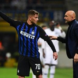 """Inter, Spalletti: """"Abbiamo perso subito equilibrio e pagato le leggerezze"""""""