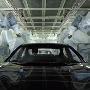 Lo stabilimento Toyota inKentucky (Usa)