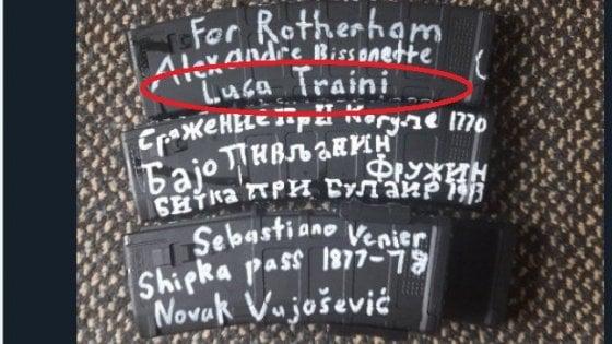Attacco moschee Christchurch, da Luca Traini a Sebastiano Venier tutti i nomi sulle armi del killer