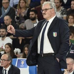 Basket, Mondiali: Italia in terza fascia, evitati gli Stati Uniti