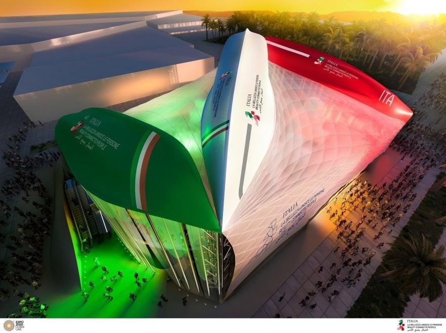 Dubai, ecco il (futuro) padiglione Italia per l'Expo 2020