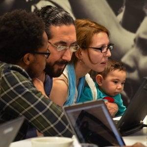 Code your future: arriva in Italia il corso di programmazione gratuito per rifugiati