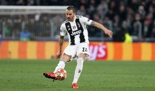 Bonucci: ''Abbiamo scoperto una nuova Juve. L'Ajax? Ha eliminato il Real...''