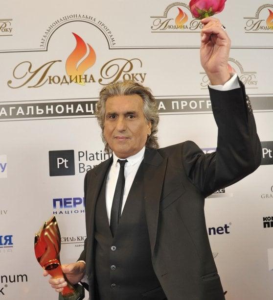 """Toto Cutugno e l'Ucraina: """"Deluso e arrabbiato: da 'Uomo dell'anno' a persona non grata"""""""