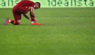 Roma, Ranieri sempre con gli uomini contati: Kolarov out per la Spal