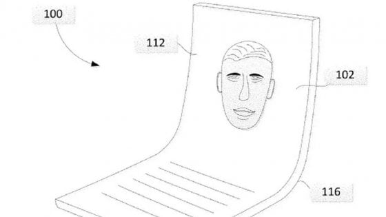 Google pensa ai pieghevoli: depositato brevetto per smartphone mini