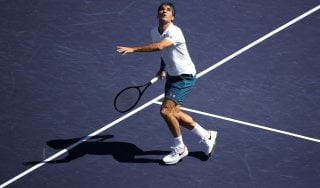 Tennis, Masters Indian Wells: riecco Federer-Nadal, sfida in semifinale