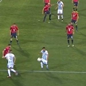 Serie B: Pescara-Cosenza 1-1, Scognamiglio replica a Tutino