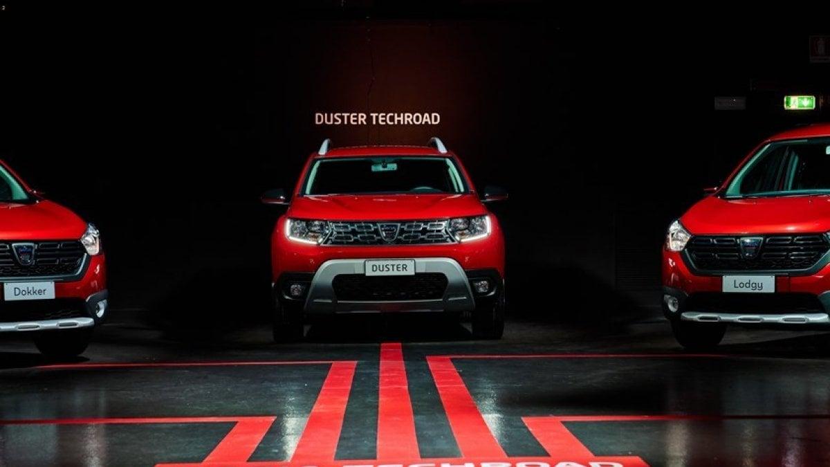 Dacia Techroad, a tutto turbo - Repubblica it