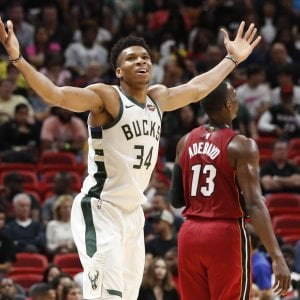 Basket, Nba: rimonta storica per Milwaukee, Houston riprende a correre