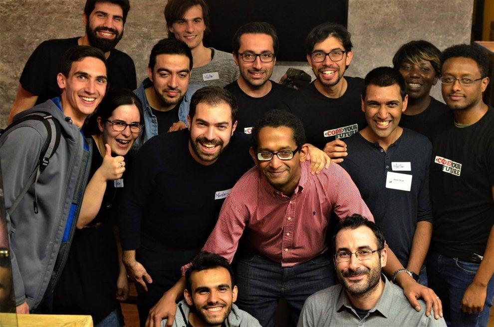 Code your future: a Roma una nuova opportunità per rifugiati, richiedenti asilo e persone in difficoltà economica