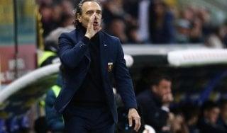 """Genoa, Prandelli: """"Con la Juve voglio una squadra coraggiosa e aggressiva"""""""