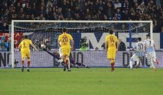 Spal-Roma 2-1, Fares e Petagna danno il primo dispiacere a Ranieri
