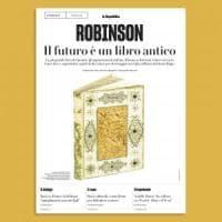 Robinson, il libro antico è per tutti