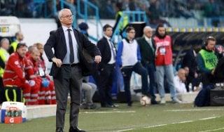 """Roma, Ranieri: """"Non abbiamo giocato da squadra. Ci manca autostima"""""""