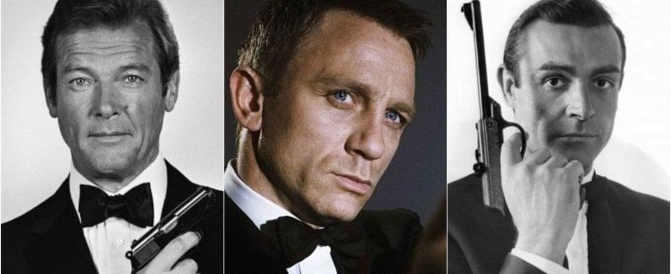 James Bond, la saga continua con Daniel Craig ma il migliore è Roger Moore