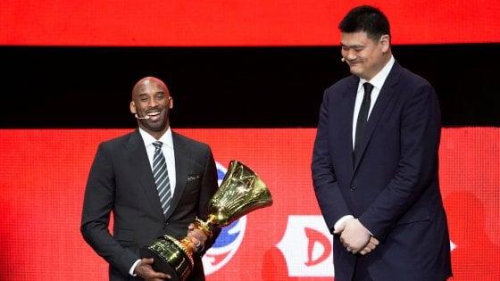 Basket, Mondiali; Kobe Bryant pesca bene: Italia con Serbia, Filippine e Angola