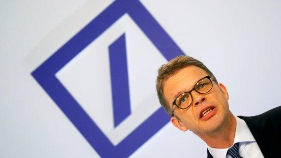 Christian Sewing, è l'ad di Deutsche Bank