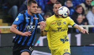 Atalanta-Chievo 1-1: Ilicic replica a Meggiorini, ma è frenata europea dei nerazzurri