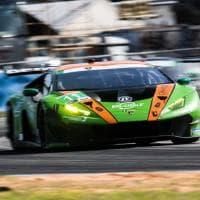 Lamborghini, che record: bis alla 12 Ore di Sebring