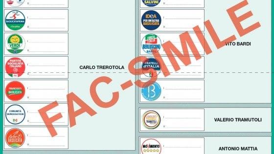 Domenica elezioni regionali in Basilicata: come si vota, le soglie di sbarramento e il premio di maggioranza