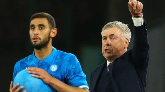 """Napoli, Ancelotti: """"L'Europa stanca, ma bravi a vincerla"""""""