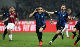 Milan-Inter 2-3, Lautaro fa l'Icardi: sorpasso nerazzurro nella corsa Champions