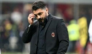 Il mea culpa di Gattuso, per la Champions serve un Milan pratico