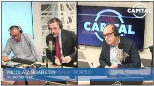Zingaretti archivia la stagione del segretario candidato premier video