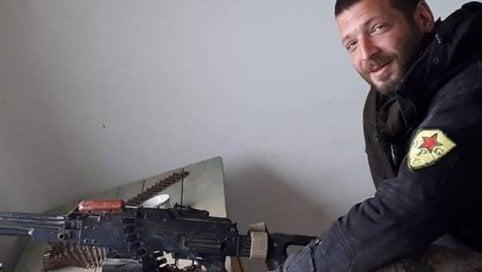 """Siria, l'annuncio dell'Isis: """"Abbiamo ucciso un crociato italiano"""". È Lorenzo Orsetti"""