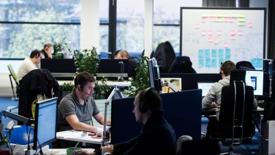 Da Hilton a Casavo, le 50 aziende dove lavorare è rilassante (o quasi)