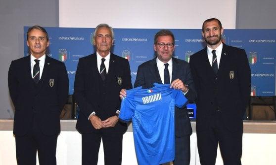 Nazionale, Mancini: ''C'è entusiasmo. Balotelli? Non è ancora pronto''