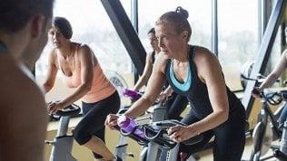 Esercizio fisico 5 volte a settimana, tre non bastano