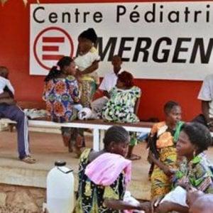 Repubblica Centrafricana, dove il tasso di mortalità infantile sotto i 5 anni è di 130 su mille