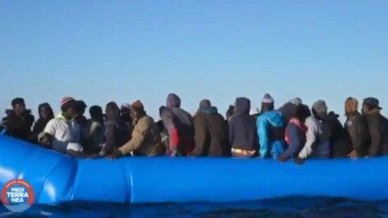Mare Jonio, la Guardia Costiera autorizza punto di fonda, la