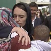 """Nuova Zelanda, la premier: """"Non pronuncerò mai più il nome del killer"""""""