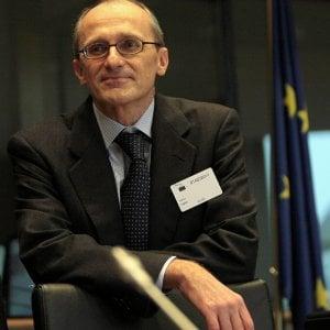 Deutsche-Commerzbank, Enria (Bce): Non amo campioni nazionali. Merkel : Il governo non interviene