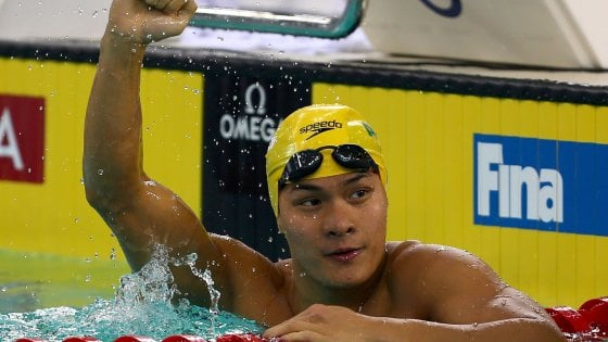 Nuoto, è morto Kenneth To: 26 anni, aveva vinto 4 medaglie mondiali