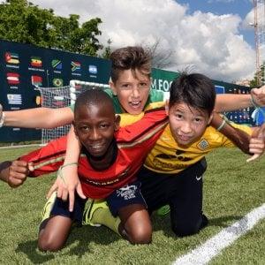 Sport e infanzia, al via Calcio per l'amicizia: così insegniamo ai bambini i valori