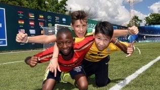 Sport e infanzia, al via Calcio per lamicizia: così insegniamo ai bambini i valori