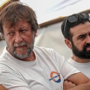 Luca Casarini sulla nave Mare Jonio: il ribelle veneto dal G8 alle Ong