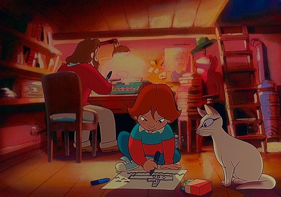 Vent'anni dopo torna in sala 'La gabbianella e il gatto'. Ancora il cartoon italiano più visto