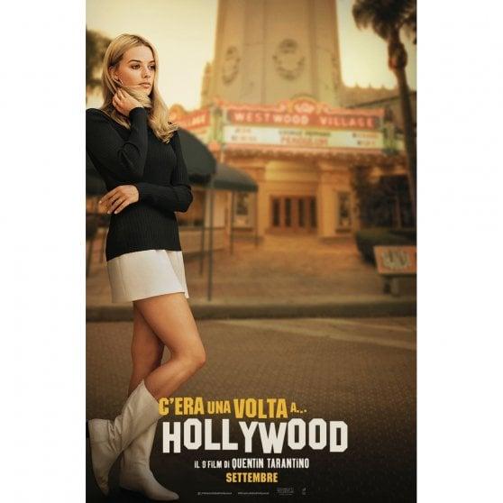 Margot Robbie, da Barbie a Sharon Tate: una bionda per Tarantino