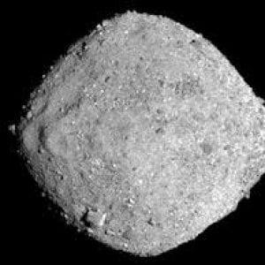 Sull'asteroide Bennu ci sono gli ingredienti della vita