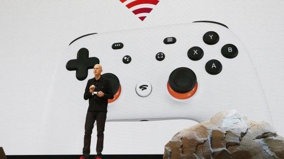 """Stadia, il """"game changer"""" di Google per il mercato dei videogame"""