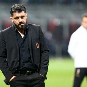 Milan, per Gattuso problemi a centrocampo