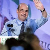 """Zingaretti, M5s attacca: """"Se è indagato si dimetta"""". Il segretario Pd: """"Bassezze, ho..."""